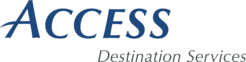 access destination logo
